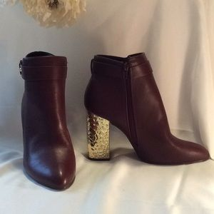 Charlotte Russe ankle high boot, women's (10), NEW